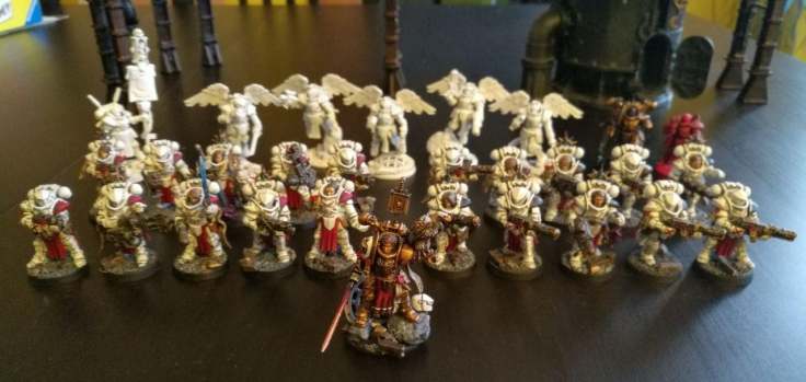Overview of the Sisters of Saint Nora so far.