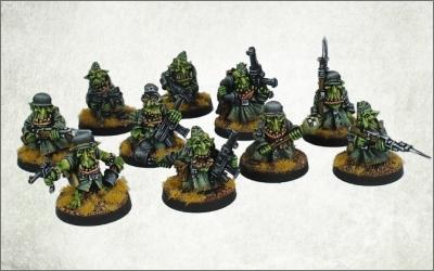 soldiersKromlech